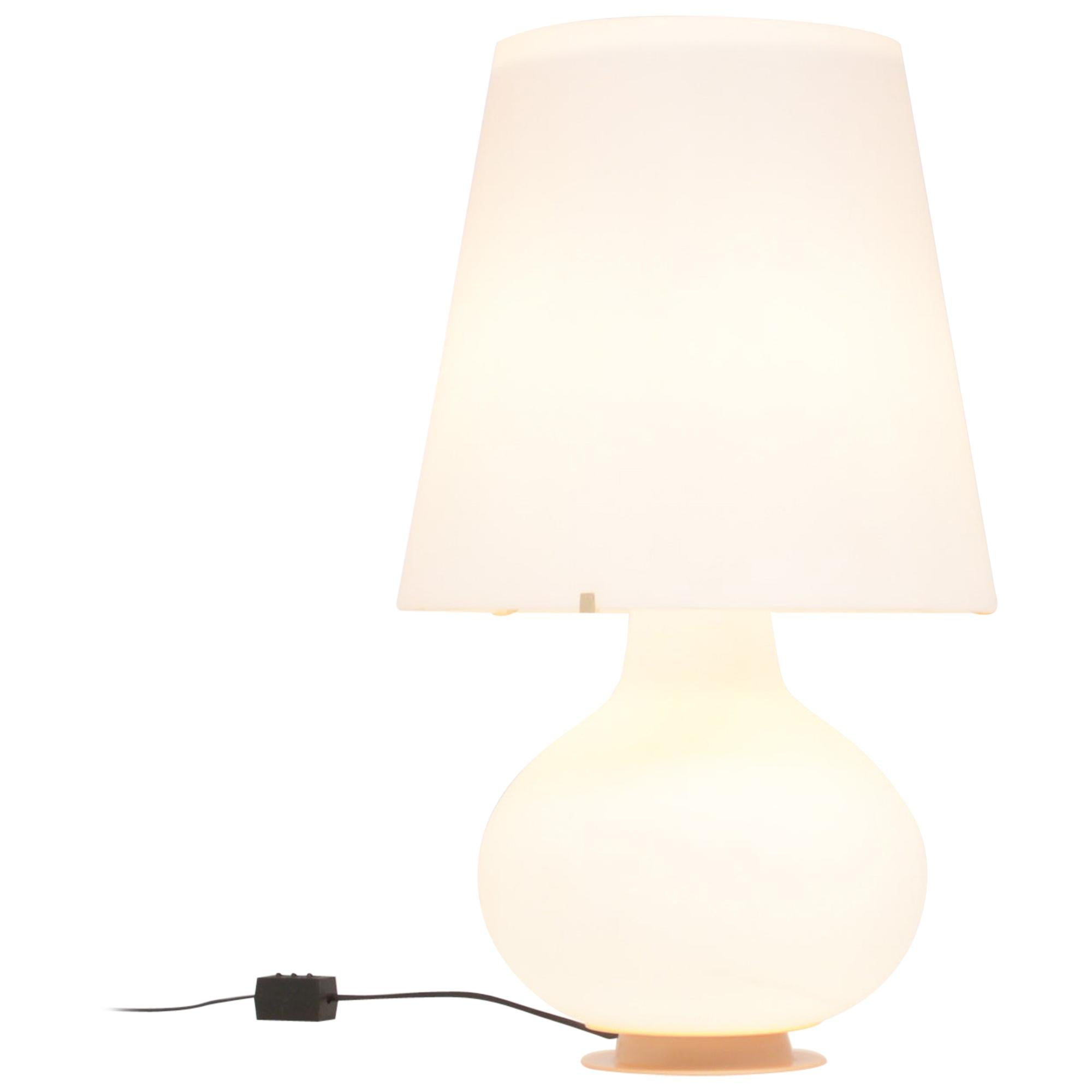 Large Table or Floor Lamp by Max Ingrand for Fontana Arte