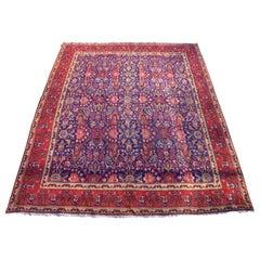 Large Tabriz Carpet Rug