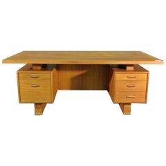 Large Teak Desk