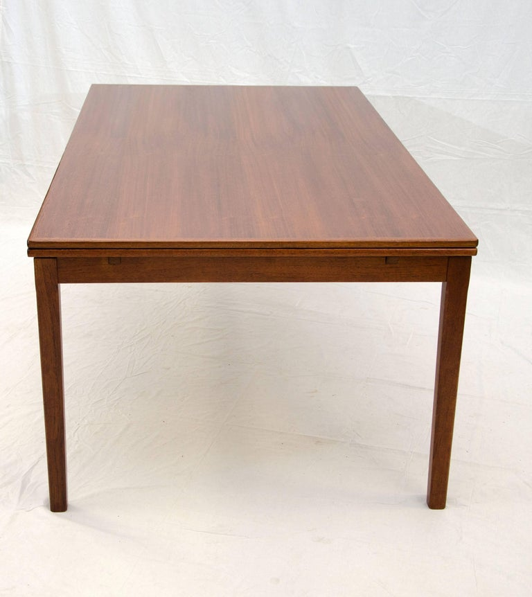 Dining Room Tables Seat 12: Large Teak Dining Table, Seats 12 At 1stdibs