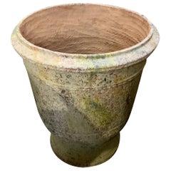 Handmade Terracotta Urn from Provence