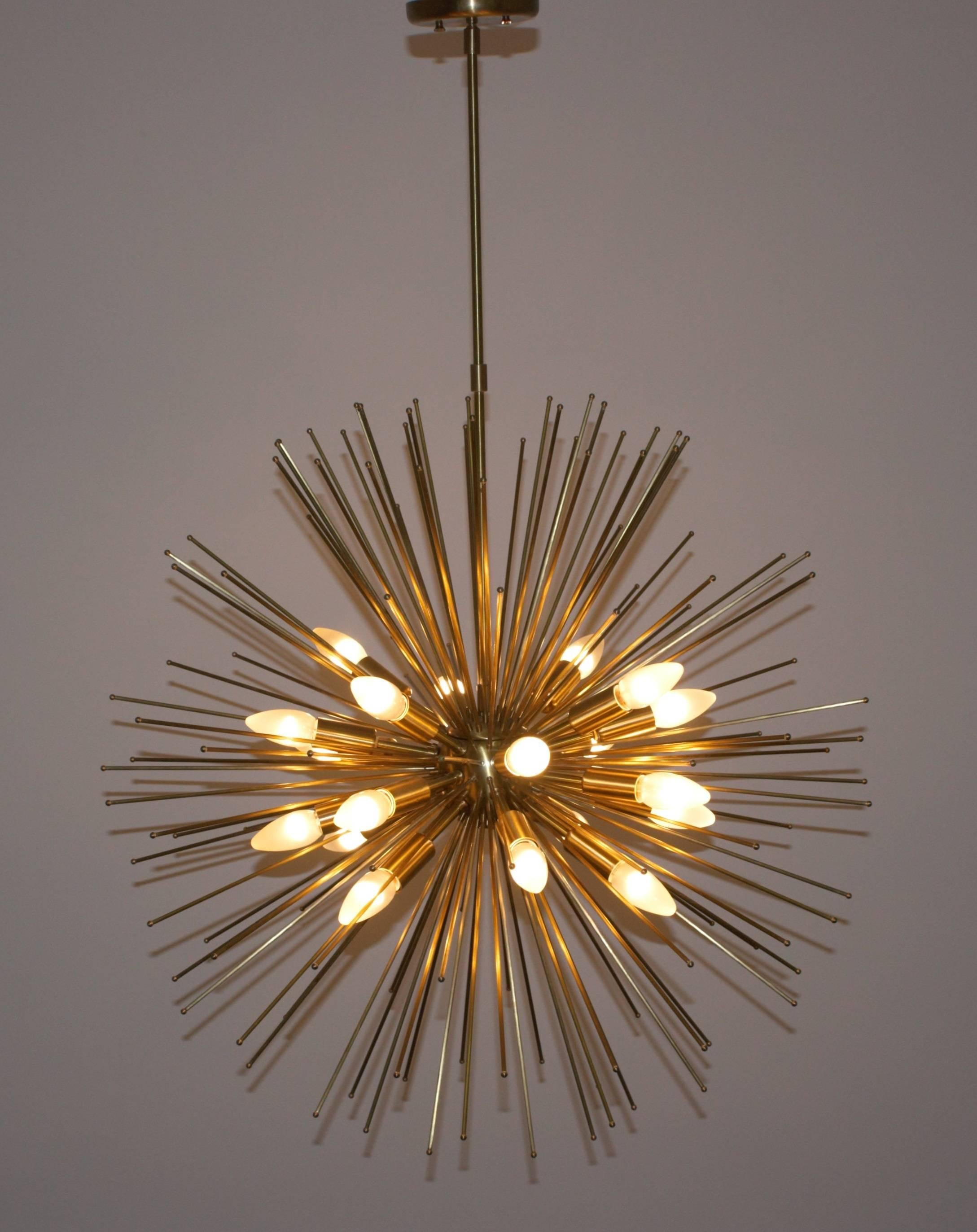 chandelier luxury urchin chandeliers lights italian rectangular vetrina nella lighting designer