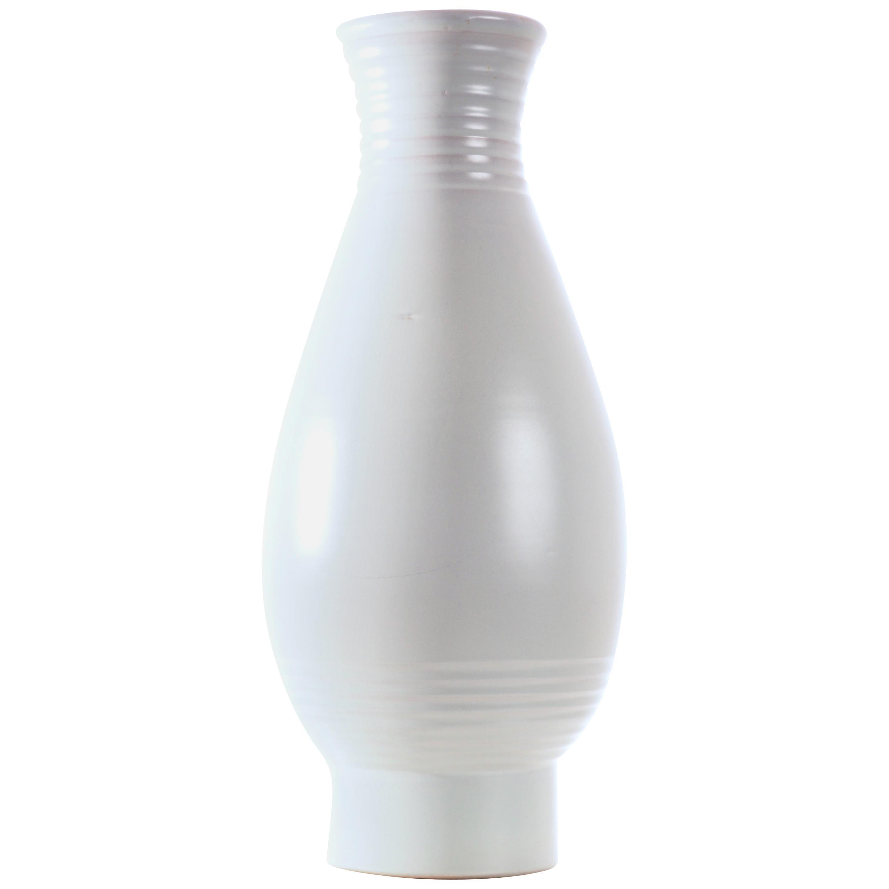 Large Vase by Ewald Dahlskog, Produced by Bo Fajans, Sweden