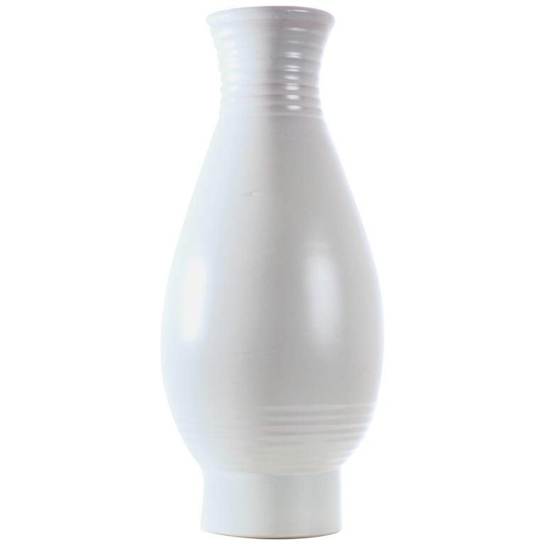 Large Vase by Ewald Dahlskog, Produced by Bo Fajans, Sweden For Sale