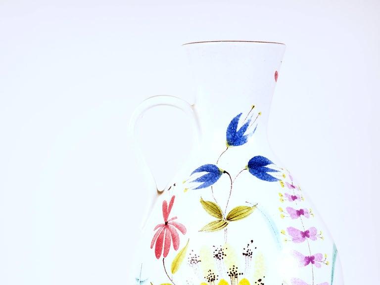 Scandinavian Modern Large Vase by Stig Lindberg for Gustavsberg, Sweden For Sale