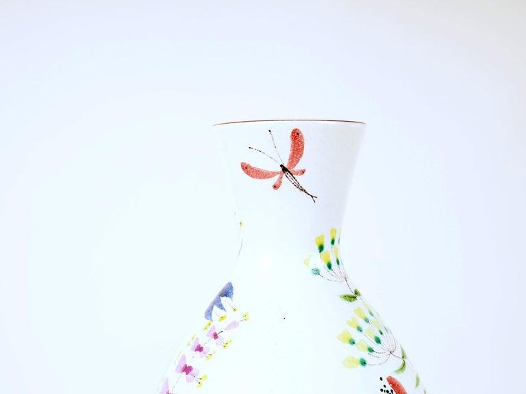 Swedish Large Vase by Stig Lindberg for Gustavsberg, Sweden For Sale