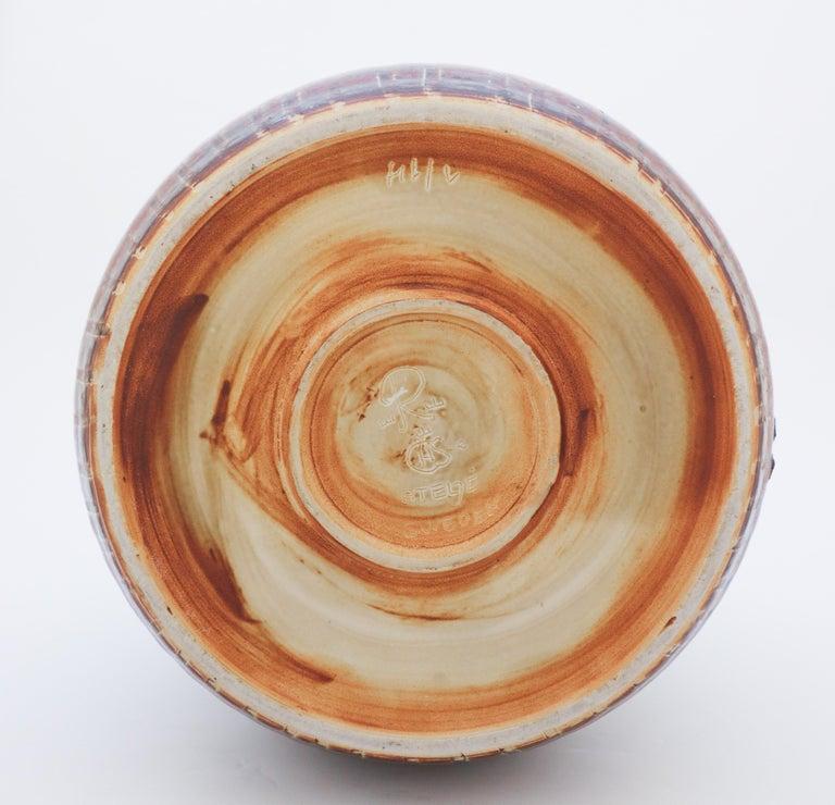 Ceramic Large Vase, Carl-Harry Stålhane, Rörstrand Atelier