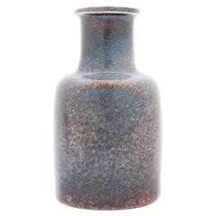Large Vase in Stoneware, Stig Lindberg, Gustavsbergs Studio
