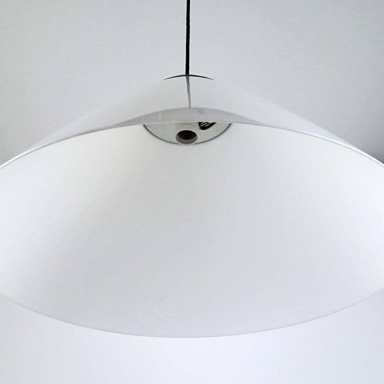 Mid-Century Modern Large Version of the Opala Pendant by Hans J. Wegner for Louis Poulsen For Sale