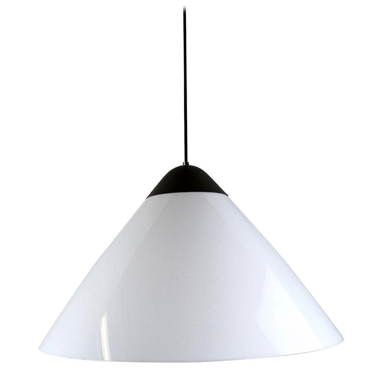 Large Version of the Opala Pendant by Hans J. Wegner for Louis Poulsen For Sale