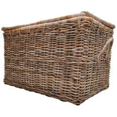 Large Vintage Basket, 1960s