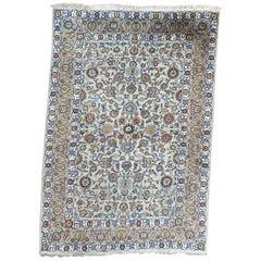 Large Vintage Kashan Rug