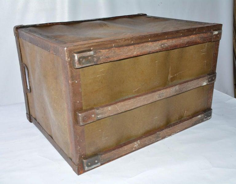 Large Vintage Mail Bin For Sale 3
