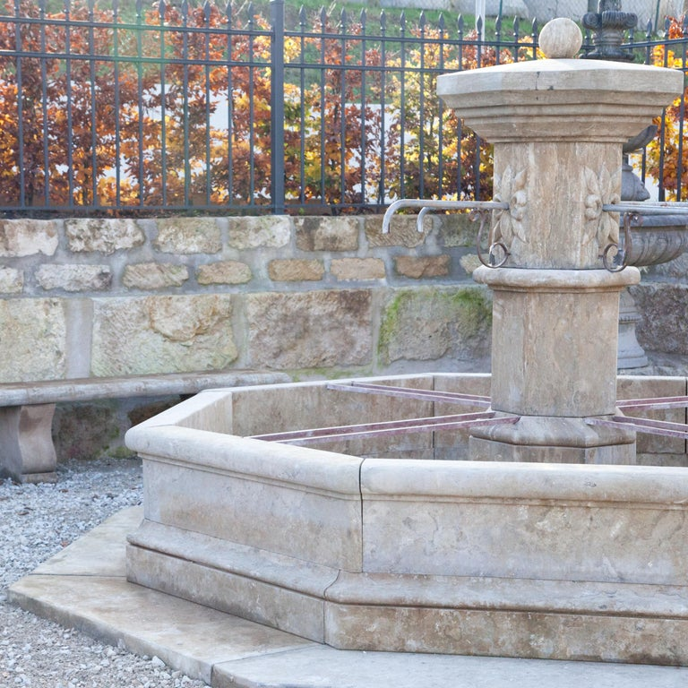 Large Wall Fountain, 21st Century In Good Condition For Sale In Greding, DE