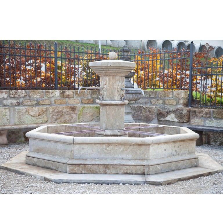 Large Wall Fountain, 21st Century For Sale 1