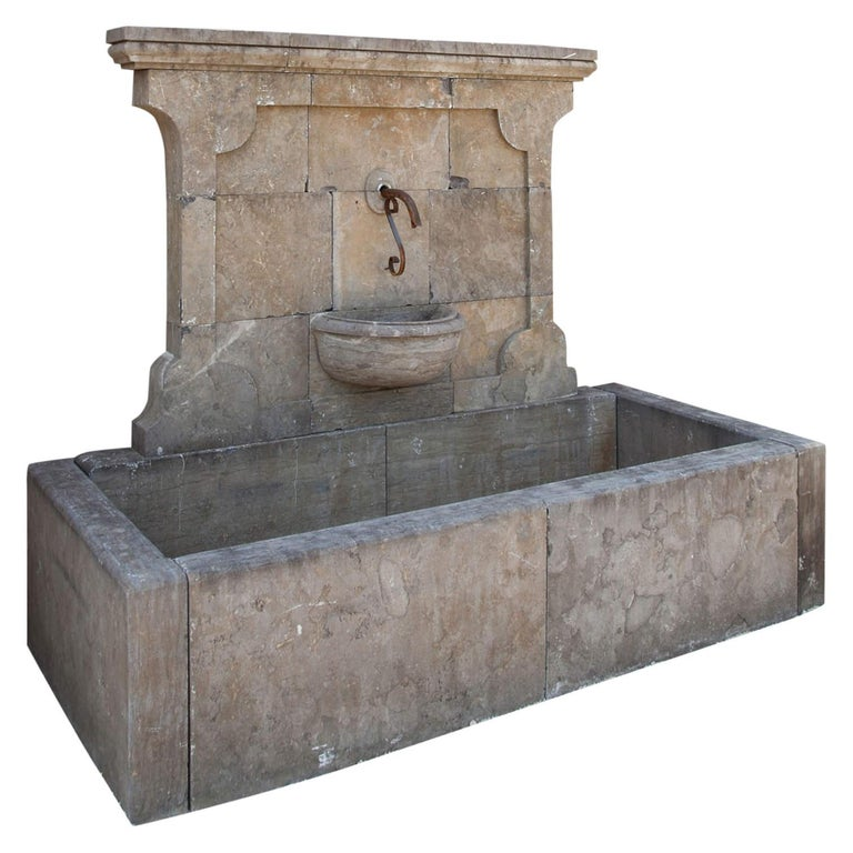 Large Wall Fountain 21st Century For