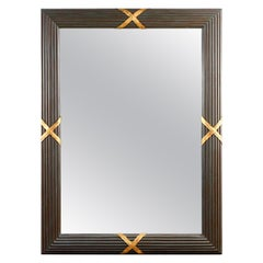 Large Wall Mirror by Harrison Van Horn