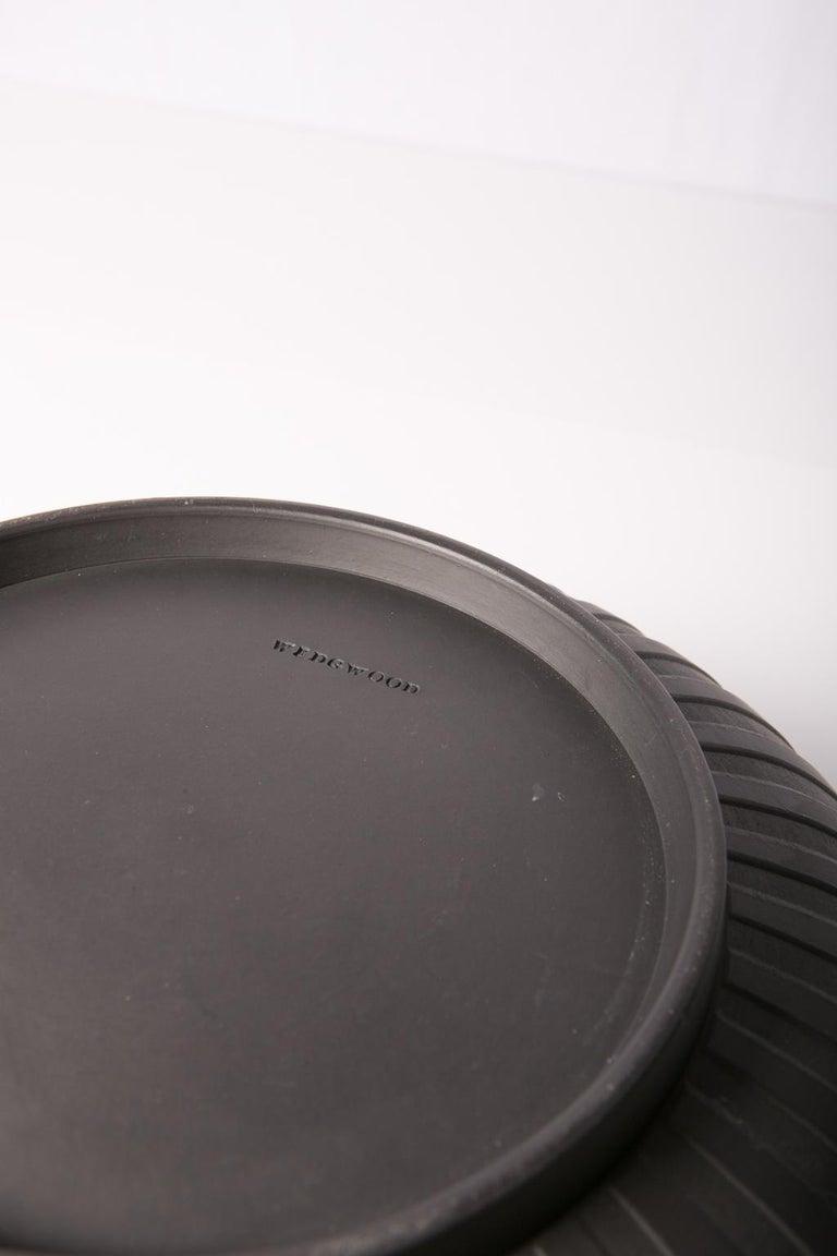 Large Wedgwood Black Basalt Bowl 1