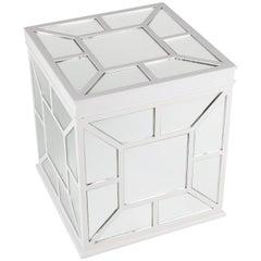 Large White Ariana Box