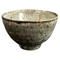 Large White Tea Cup by Toru Hatta