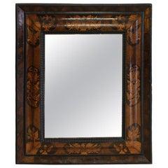 Large 17th Century Mirror