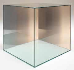 Cube # 32  (Amber / Green)