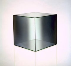 Cube #7 (Green / Clear)