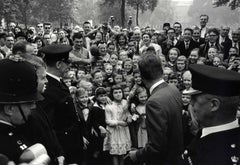 JFK, London