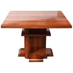 Larry Lazlo for Bexley Heath for Widdicomb Rosewood Centre Table or Dining Table