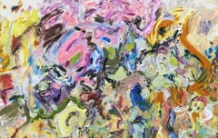 Larry Poons, Boy  Bandit King, Acrylic on Canvas, 2007