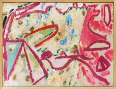 Larry Poons, Untitled 01AS-3, 1981
