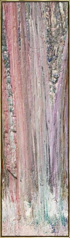 Larry Poons, Untitled 81G-5, Acrylic on Canvas,