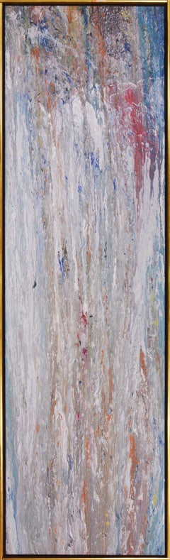 Larry Poons, Untitled LP 27, Acrylic on Canvas, 1975
