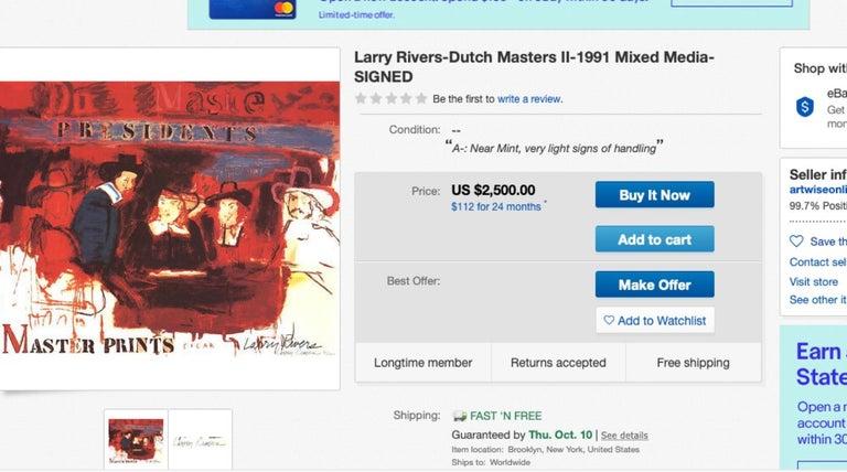 Larry Rivers,