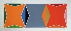 Three Square Composition