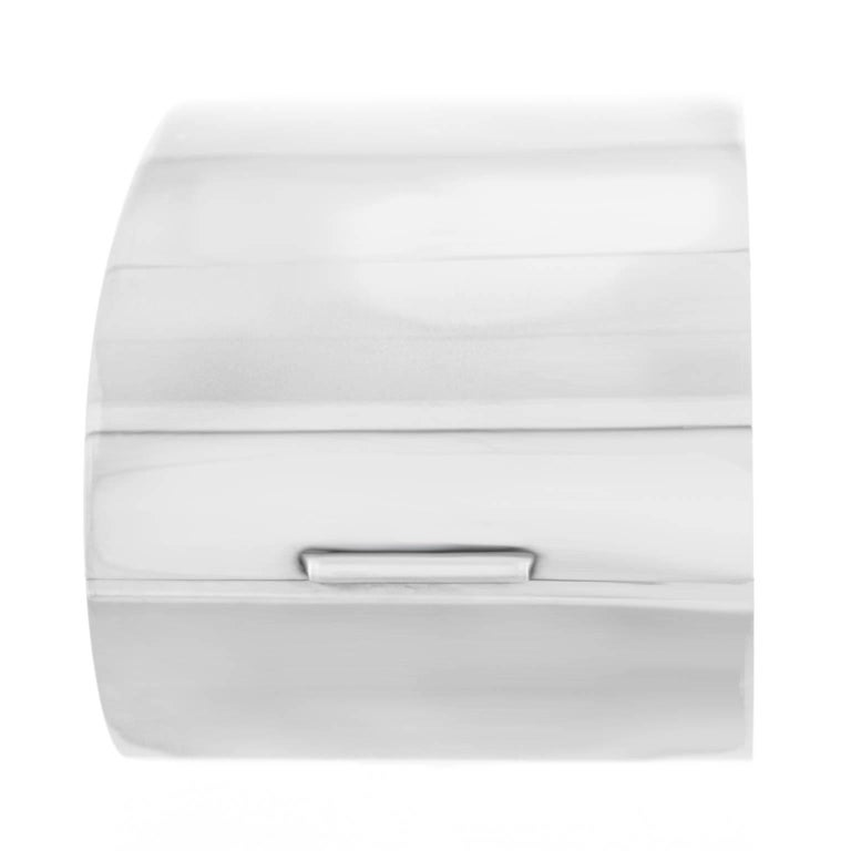Late 20th Century Lars Hakansson Sterling Box, circa 1991 Lund Sweden For Sale