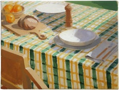 Breakfast- 21st Century Contemporary Dutch Still-life Painting