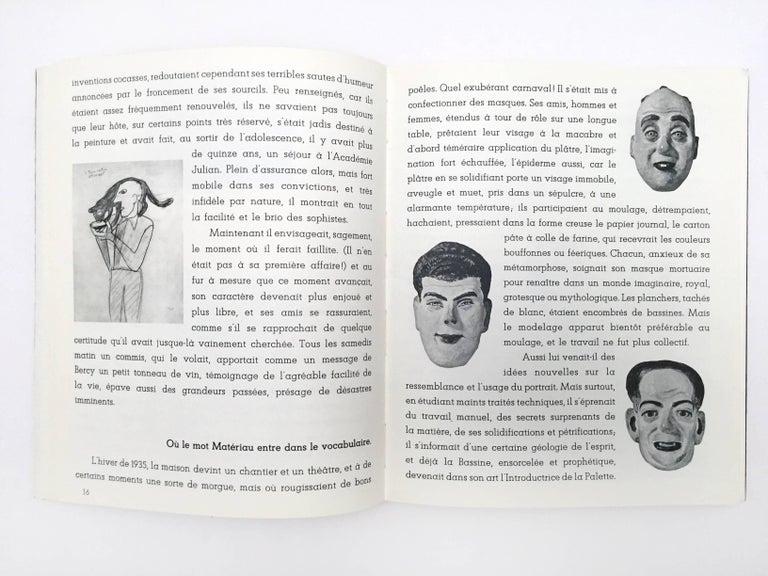 L'art Brut de Jean Dubuffet 1st Edition 1953 For Sale 1