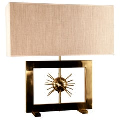 Laser Table Lamp