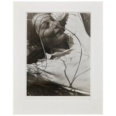 """László Moholy-Nagy """"Portrait of Ellen Frank"""" Photography"""