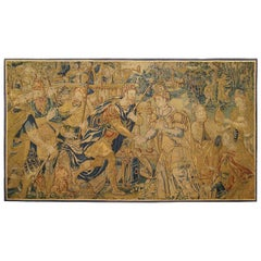 Late 16th Century Flemish Historical Tapestry