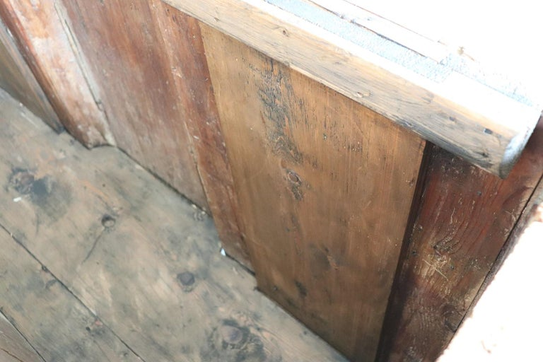 Late 16th Century Painting Wood Church Altar For Sale 11