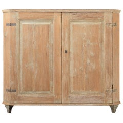 Late 1700s Swedish Gustavian Neoclassical Sideboard