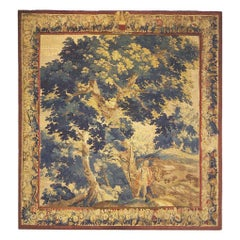 Late 17th Century Flemish Landscape Tapestry