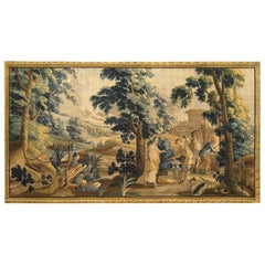 Late 17th Century Flemish Mythological Tapestry