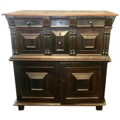 Late 18th Century French Chest on Chest