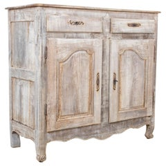 Late 18th Century French Country Buffet Cabinet