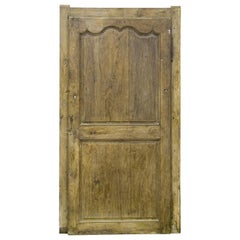 Late 18th Century French Oak Door