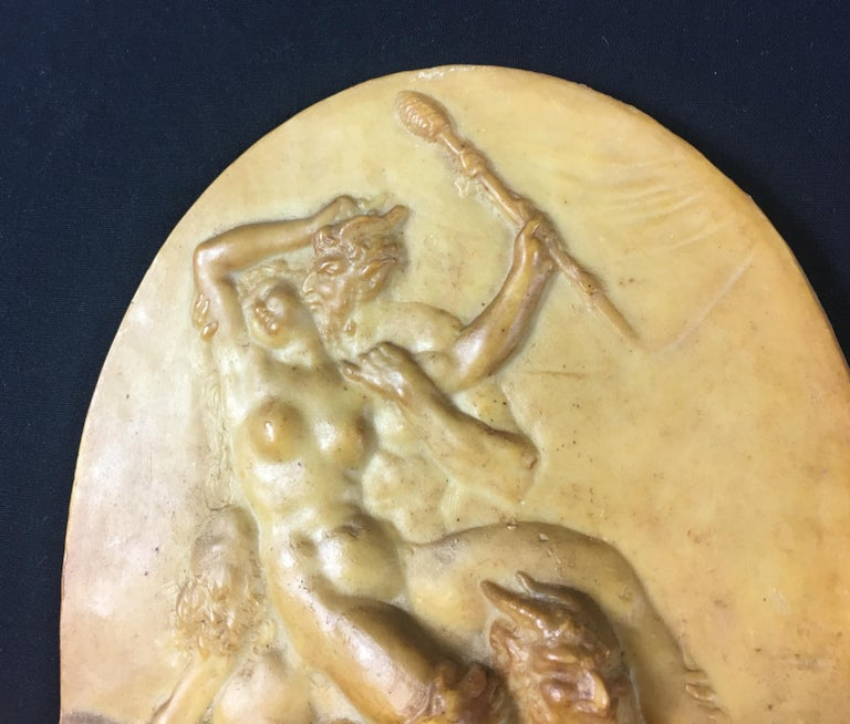 19th Century French Bronze Sculpture Casting Lost Wax Decorative Object In Good Condition For Sale In Arles, FR