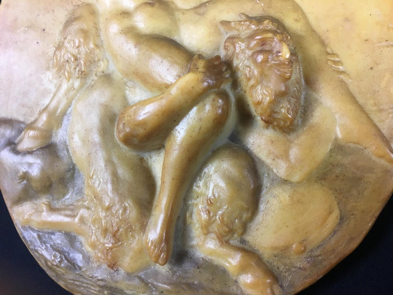 Other 19th Century French Bronze Sculpture Casting Lost Wax Decorative Object For Sale